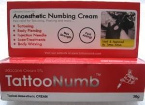 TattooNumb (Lidocaine)