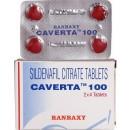 Caverta (Viagra Générique) 100 mg