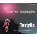 Tadalafil Tastylia  Strips  20mg en languettes sublinguales: